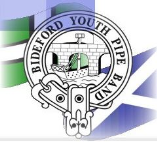 Bideford Youth Pipe Band
